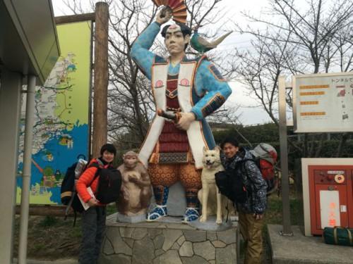 ヒッチハイク4日目09