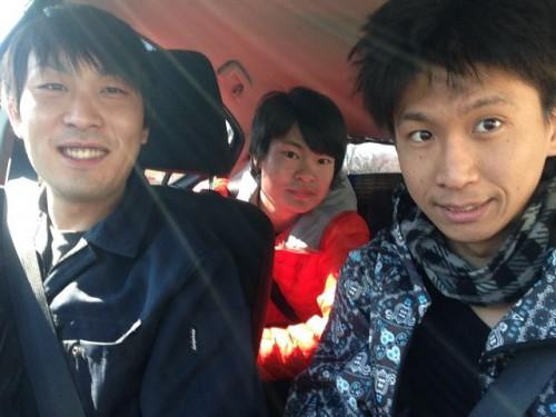 ヒッチハイクの旅8日目3