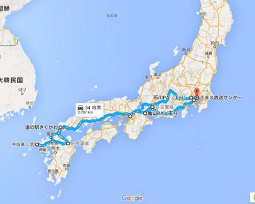 ヒッチハイクの旅9日目6