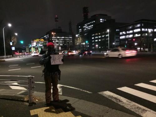 ヒッチハイク1日目04