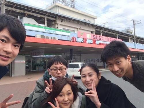 ヒッチハイク6日目3